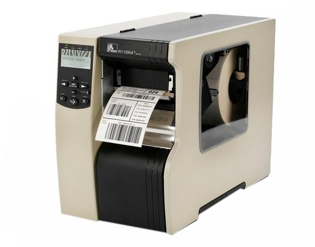 Zebra R110Xi4(300dpi)RFID打印机