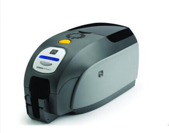 Zebra ZXP3证卡打印机