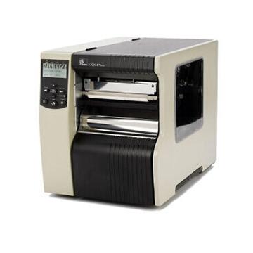 斑馬zebra 140xi4 128mm寬幅條碼打印機