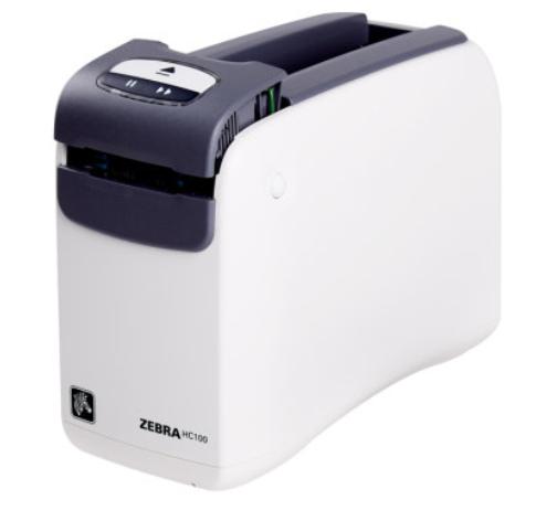斑马zebra腕带打印机HC100