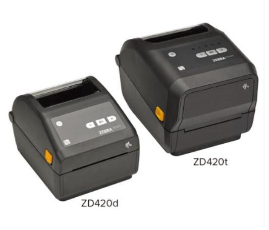 斑马ZEBRA新款桌面打印机ZD420