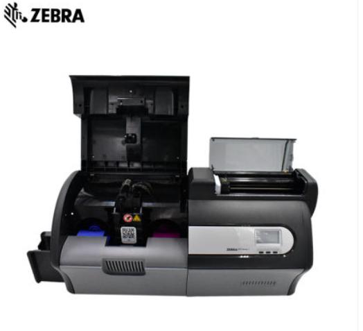 斑马ZEBRA彩色单\双面证卡打印机ZXP7