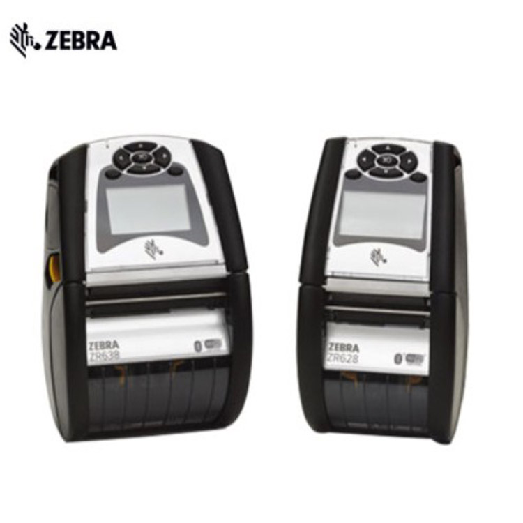 斑马ZEBRA便携式打印机ZR628 ZR638