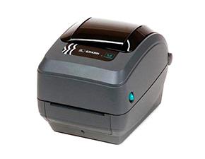 斑马ZEBRA GX430T 条码打印机