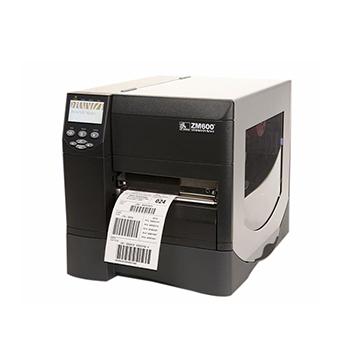 斑马ZEBRA ZM600 工业条码打印机