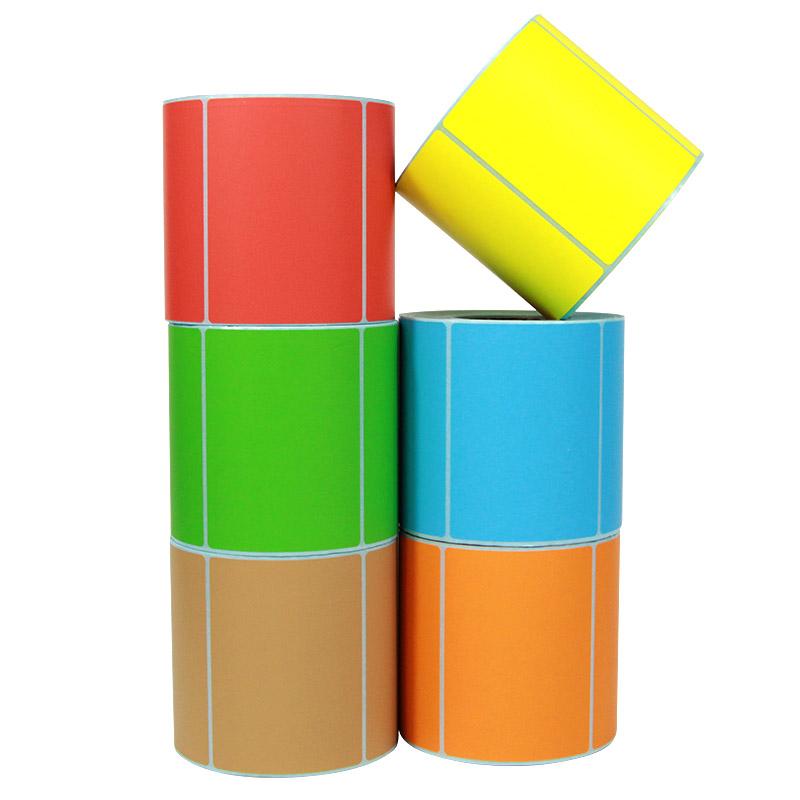厂家生产不干胶铜版纸、热敏纸 不干胶贴纸
